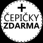 ČEPIČKY ZDARMA