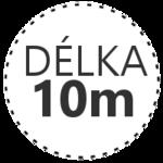 DÉLKA 10m