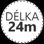 DÉLKA 24m