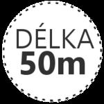 DÉLKA 50m
