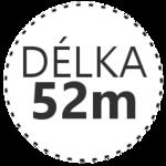 DÉLKA 52m