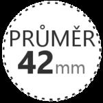 PRŮMĚR 42mm