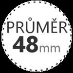 PRŮMĚR 48mm