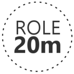 ROLE 20m