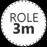 ROLE 3m