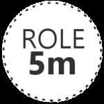 ROLE 5m