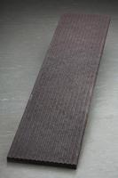 Recyklát deska teras.rýhovaná 1500x140x30 mm, hněd