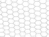 Chovatelské šestihranné pletivo Zn 13/1000, drát 0,7
