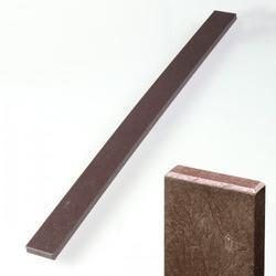 Recyklát hnědá rovná, 118 cm