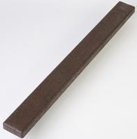 Recyklát prkno lavičkové 120x40 mm, 1,5 m, hnědé