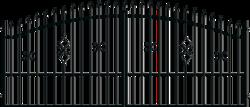 KP TOLA BRÁNA 3,5 M, v. 1500 x š. 3500 mm
