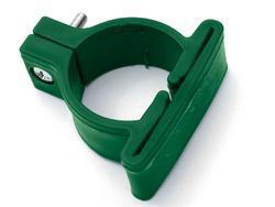 Objímka PVC pro panely Pilofor Light zelená vč. šr