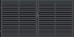 Brána dvoukřídlá ARIZONA