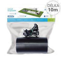 POD-PLOT folie š. 25 cm/tl. 1,35 mm/role 10m + 20x hřeb