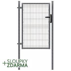 Branka Pilofor 1094 mm, svařovaný panel, FAB, zinek