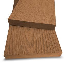 Dřevoplast WPC hladká zlatý dub rovná 85x13 mm