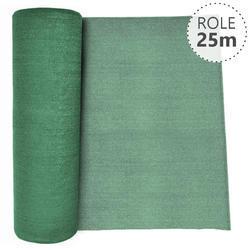 Stínící tkanina 90% - 130 g/m2, zelená, role 25m