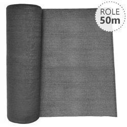 Stínící tkanina 100% - 230 g/m2, antracit, role 50m