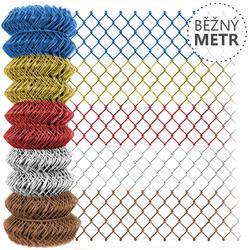 Pletivo Zn+PVC 1,8/3,0/ barevné - bm