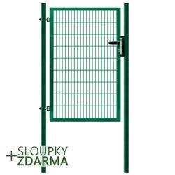 Branka Pilofor Super 1094 mm, svařovaný panel, FAB, zelená
