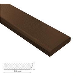 Plotovka NomaWood 70x17mm Medium Brown