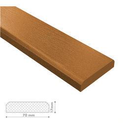 Plotovka NomaWood 70x17mm Golden Oak