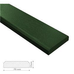Plotovka NomaWood 70x17mm Dark Green