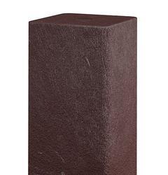 Recyklát hranol 80x40 mm,2 m,hnědý