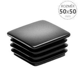 Krytka 50x50 černá