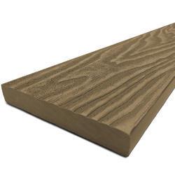 Dřevoplast WPC Premium krémová rovná 85x13 mm