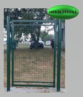 Branka MULTI 1000mm vč. sloupků, zelená