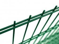 Pilofor 2D bez prolisu Super Zn+PVC zelená