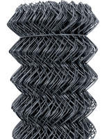 Pletivo Zn+PVC 50, 1,65/2,5/1000 mm bez zapl. ND ANTRACIT 25m