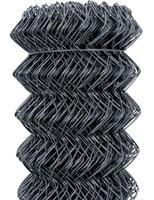 Pletivo Zn+PVC 50, 1,65/2,5/1800 mm bez zapl. ND ANTRACIT 25m