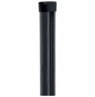 Sloupek PILCLIPANTRACIT RAL 7016 Zn + PVC s montážní lištou 1700/48/1,5mm