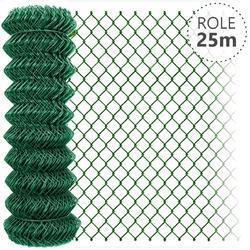 Pletivo Ideal Super zelené bez zapletného drátu role 25 m