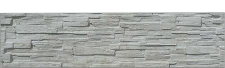 Betonový panel štípaný kámen 1-str. přírodní  200x50x4 - 1