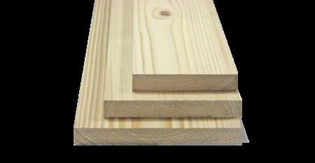 Smrková plotovka rovná 82x18 mm