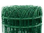 Dekoran 250 mm /90x150mm/25 m, Zn+PVC zelené, výška 25cm - 1/2