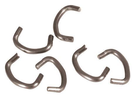 Pilclip nerezová svorka 500 ks, drát 3,5 mm