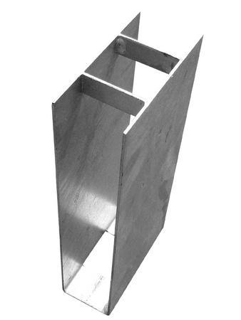 Stab.držák PD 200 mm průběžný + šrouby - 1