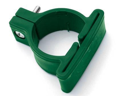 Objímka pro panely Pilofor Light zelená + šroub
