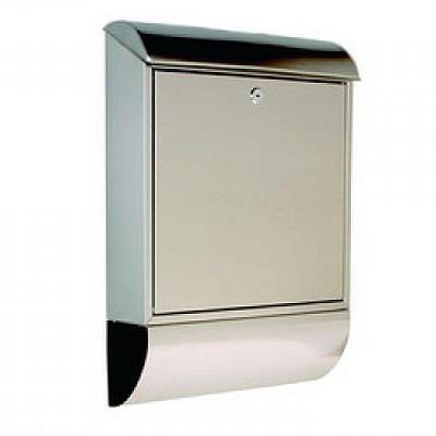 Poštovní schránka 36x52x10 nerez