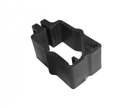 Objímka na panely Pilofor pro sloupek 60x40mm, PVC