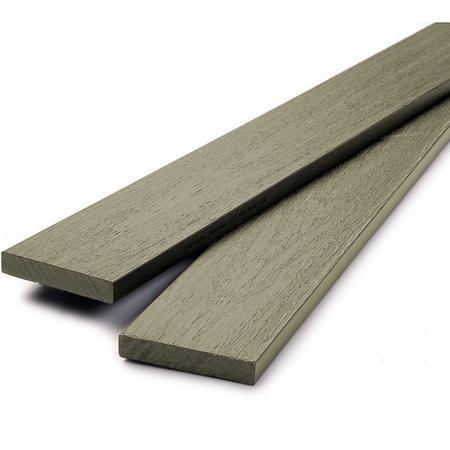 Dřevoplus profi antique půlkulatá 80x15 mm na míru