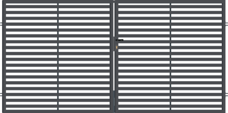Brána dvoukřídlá ARIZONA - 1