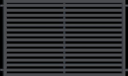 Plotové pole ARIZONA 1200 mm, Výška 1200 mm - 1
