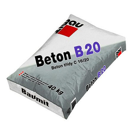 Baumit beton B20 / 40 kg
