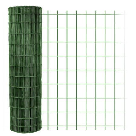 Lesnické svařované pletivo Benita Zn+PVC role 25 m