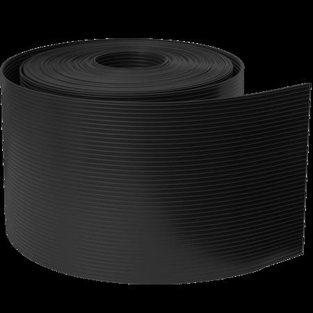 Stínící pás 19cm x 26m černá, Černá